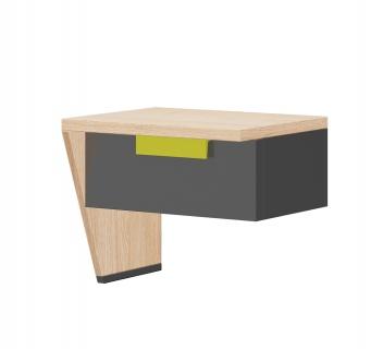 Detský nočný stolík Jimmy 1 - ľavý