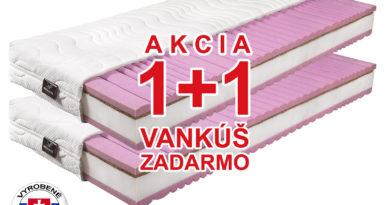 Penový matrac - Benab - King - 200x90 cm (T3/T5) *AKCIA 1+1