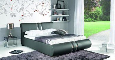Manželská posteľ 180 cm Combi