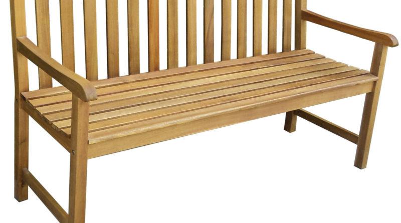Záhradná lavička - Hecht - Classic (akácia)