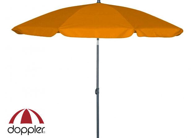 Záhradný slnečník - Doppler - Malibu 180 (s trnom do trávy)