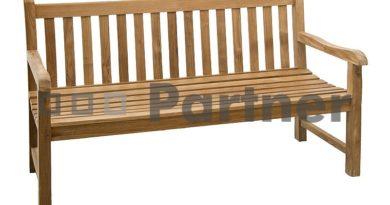 Záhradná lavička Roma 180 (Teak)