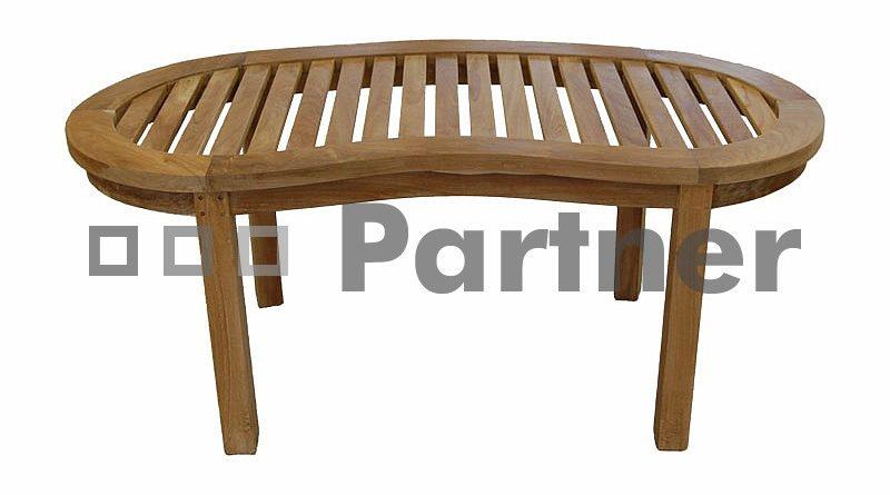 Záhradný stôl Omega (Teak)