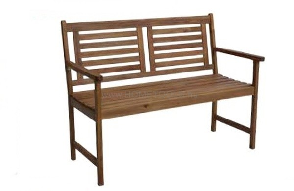 Záhradna lavička - Hecht - Woodbench