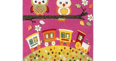 Kusový koberec Amigo 315 Pink