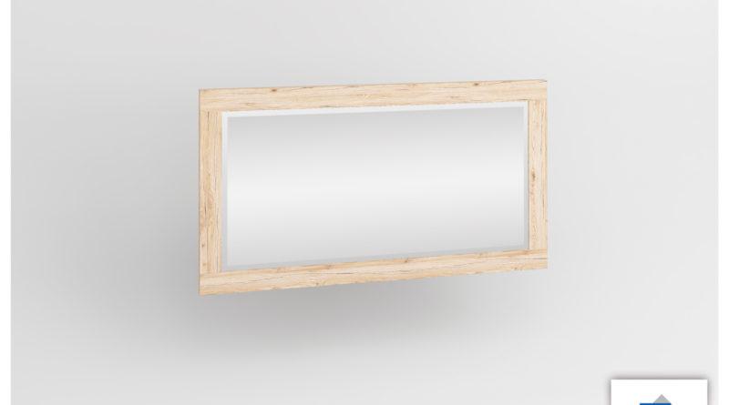 Zrkadlo Modern 23 dub San Remo
