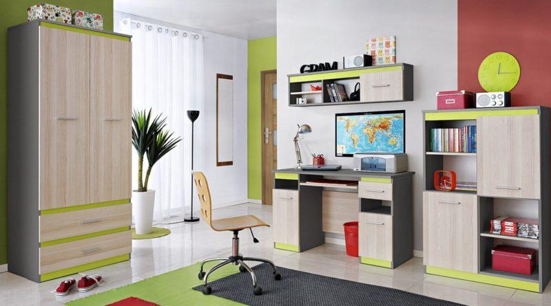 Študentská izba Paulina limetka MOB-5065