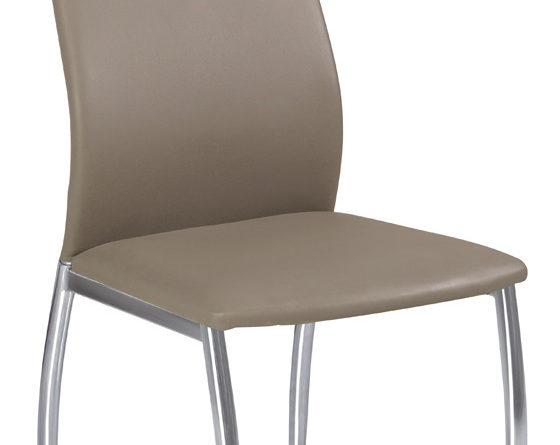 Jedálenská stolička H-801 béžová