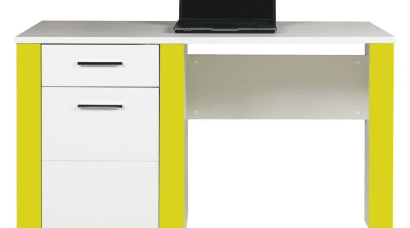 PC stolík Twin TW 12 (akvamarín + biela matná)