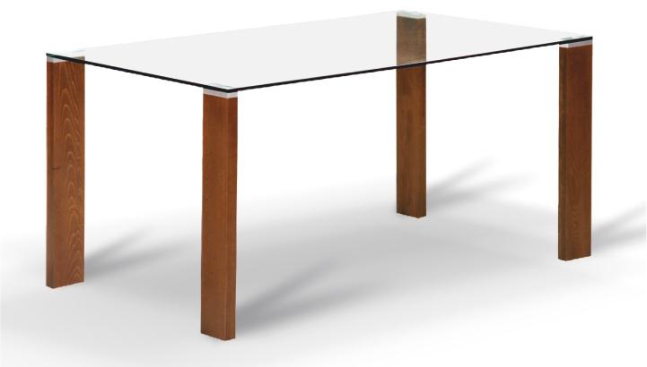 Jedálenský stôl Nemez čerešňa (pre 6 osôb)