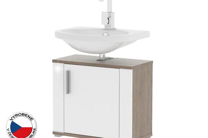 Kúpeľňová skrinka pod umývadlo Lessy Li02