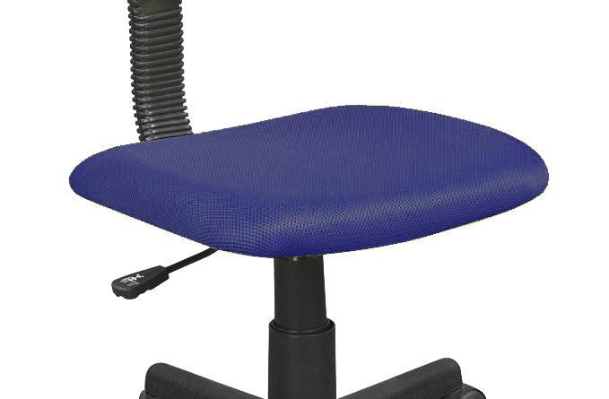 Kancelárska stolička BST 2005 modrá