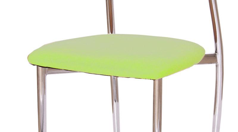 Jedálenská stolička Zaira TC-366 zelená