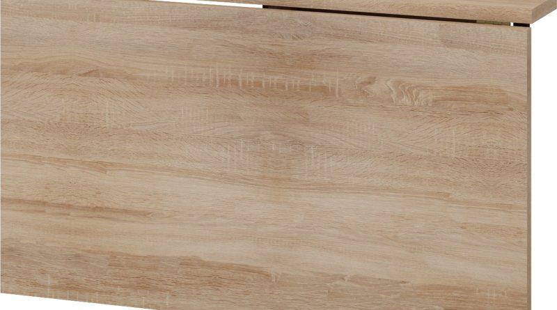Jedálenský stôl Expert 8 Sonoma svetlá (pre 2 osoby)