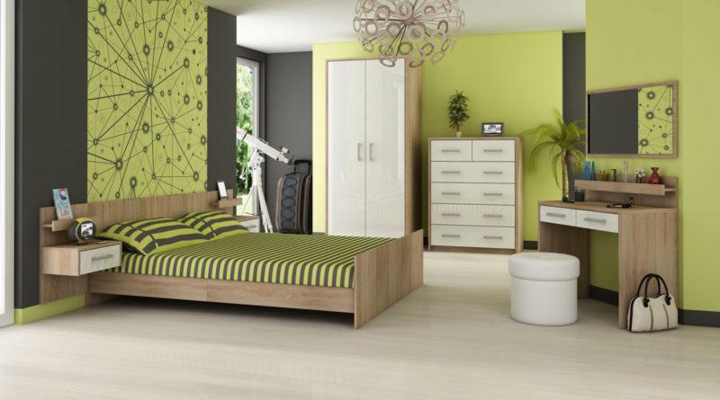 Spálňa Vera 3