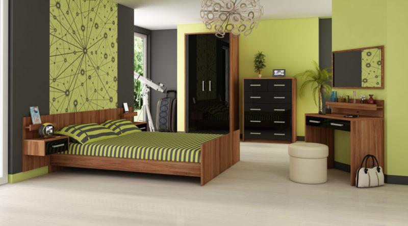 Spálňa Vera 4