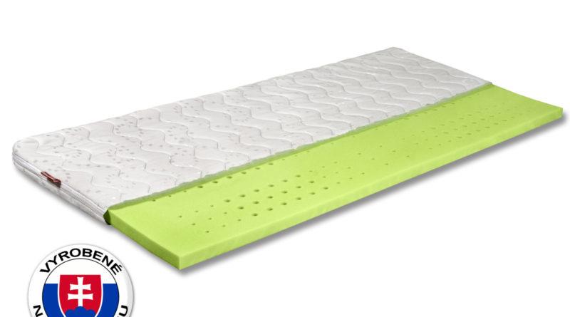 Penový matrac - Benab - Topper Soft - Atypický rozmer (cena za 1 m2) (T3)