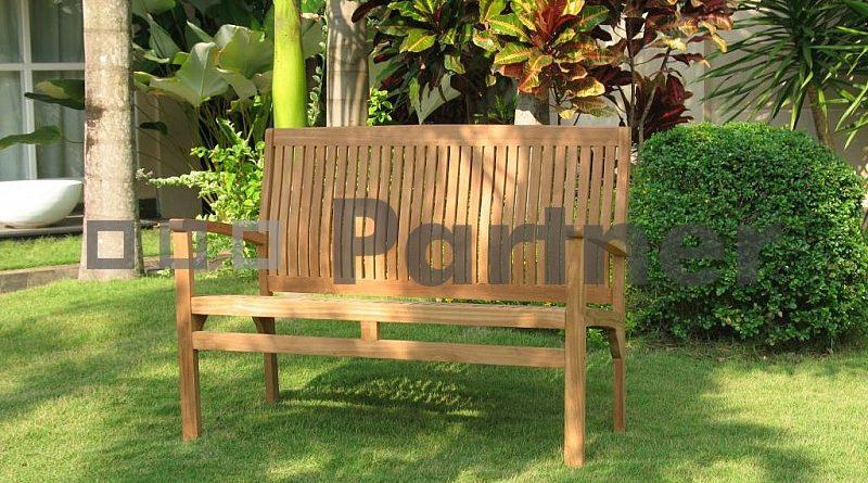 Záhradná lavička Harmony 150 cm (Teak)