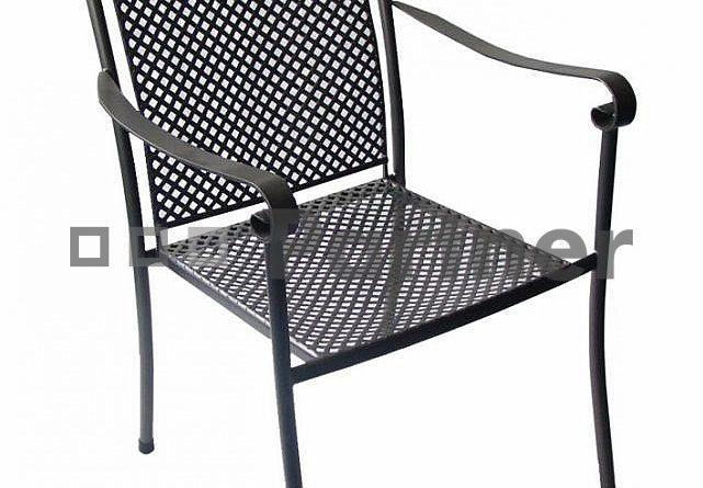 Záhradná stolička Excelsior (Kov)