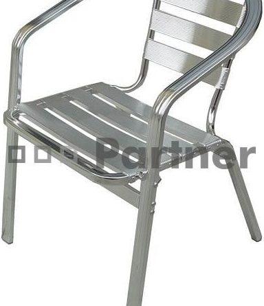 Záhradná stolička MC 016 (hliník)