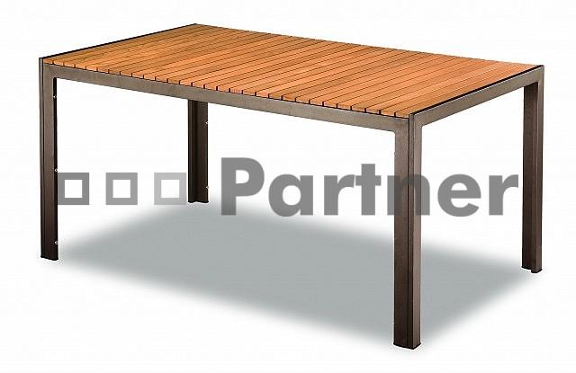 Záhradný stôl TAM 03702-90x150 (hliník)