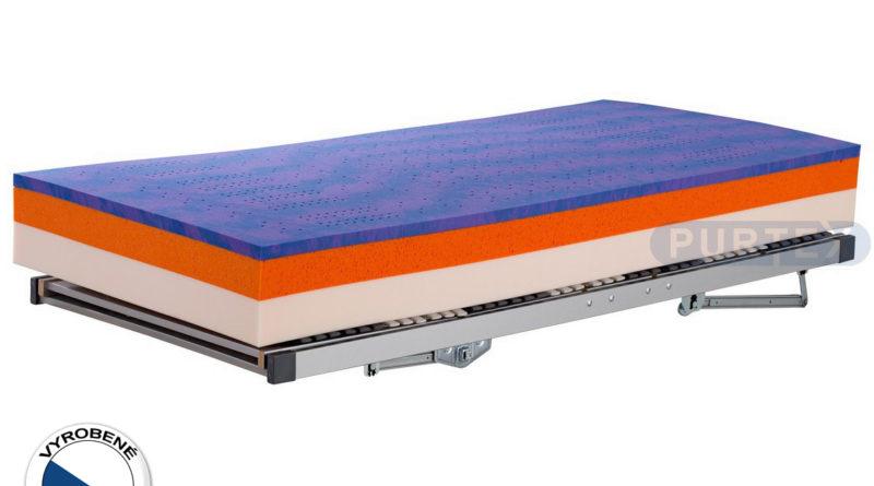 Penový matrac Monna Perfo Atypický rozmer (cena za 1 m2) (T3/T4)