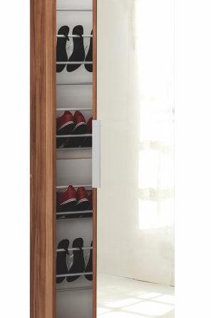 Botník (skrinka na topánky) Kapater slivka