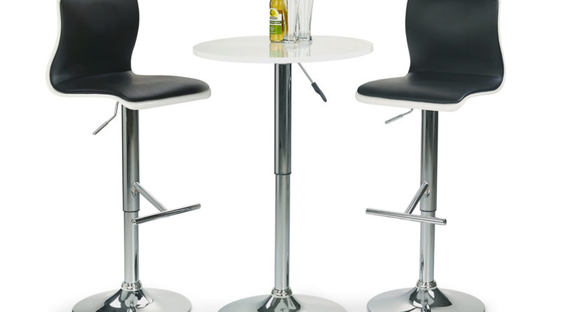 Barový stôl SB-1 biela