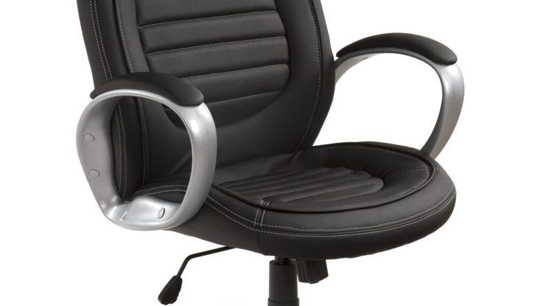 Kancelárske kreslo Elipso čierna