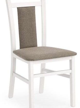Jedálenská stolička Hubert 8 biela