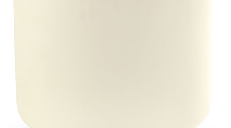 Taburetka DORA krémová