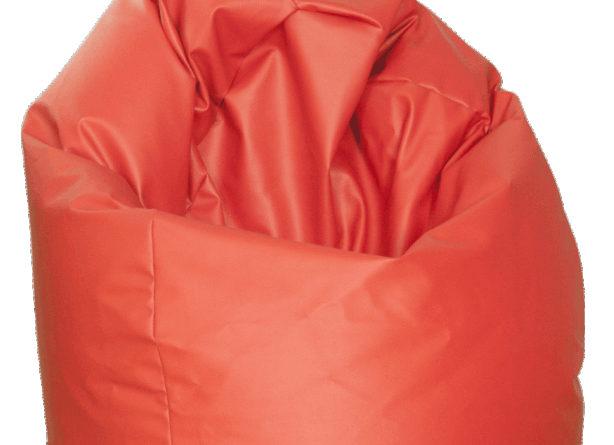 Sedací vak Bag červená