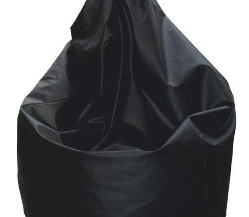 Sedací vak Bag čierna