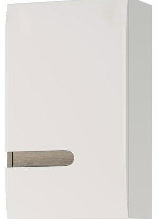 Kúpeľňová skrinka na stenu Lynatet Typ 157 LTB01 pravá